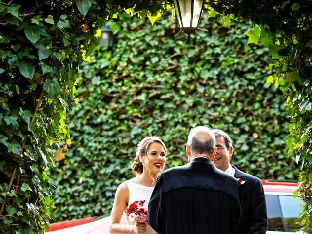 La boda de Vicente y Cristina en Montornes Del Valles, Barcelona 11