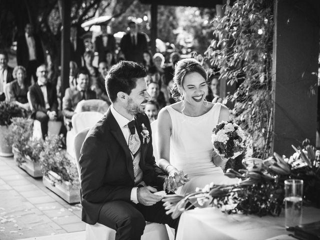 La boda de Vicente y Cristina en Montornes Del Valles, Barcelona 12