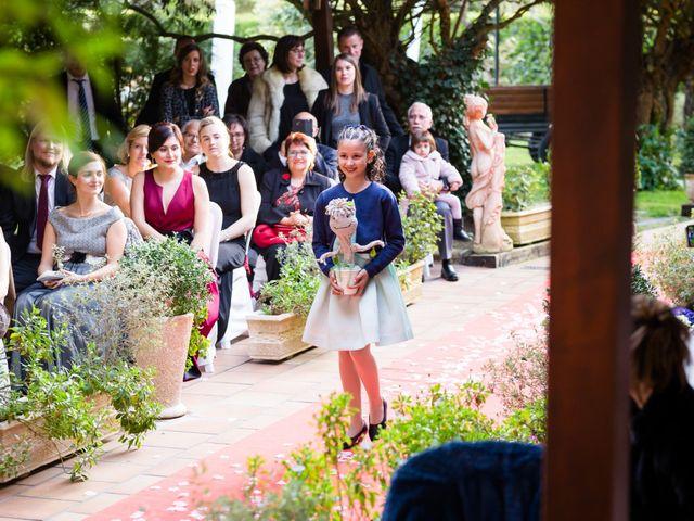 La boda de Vicente y Cristina en Montornes Del Valles, Barcelona 13