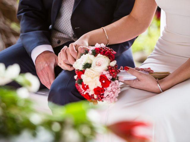 La boda de Vicente y Cristina en Montornes Del Valles, Barcelona 16