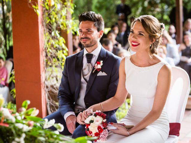 La boda de Vicente y Cristina en Montornes Del Valles, Barcelona 17