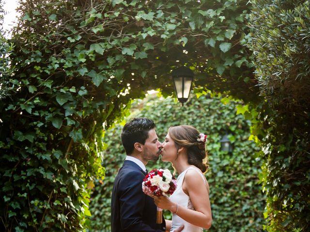 La boda de Vicente y Cristina en Montornes Del Valles, Barcelona 21