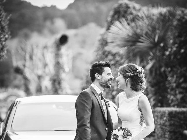 La boda de Vicente y Cristina en Montornes Del Valles, Barcelona 22