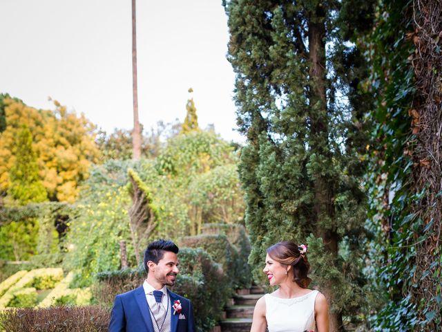 La boda de Vicente y Cristina en Montornes Del Valles, Barcelona 23