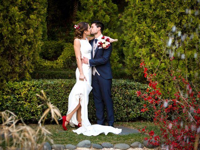 La boda de Vicente y Cristina en Montornes Del Valles, Barcelona 2