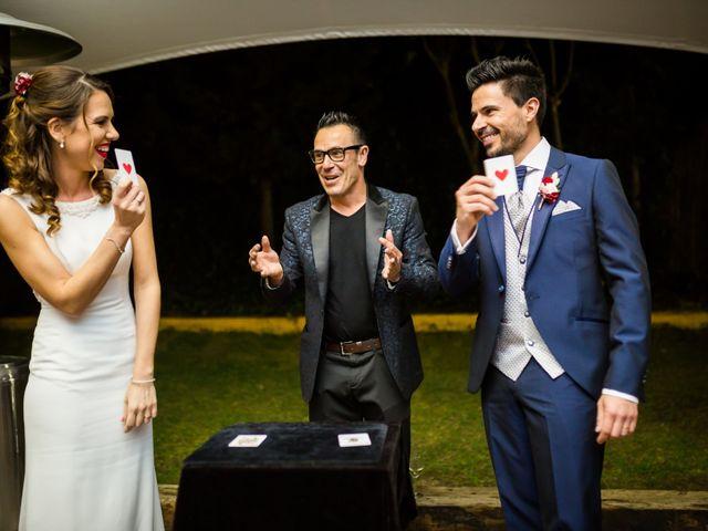 La boda de Vicente y Cristina en Montornes Del Valles, Barcelona 24