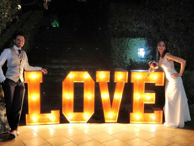 La boda de Vicente y Cristina en Montornes Del Valles, Barcelona 32