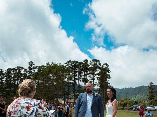 La boda de Oscar y Cecilia en Vimianzo, A Coruña 3