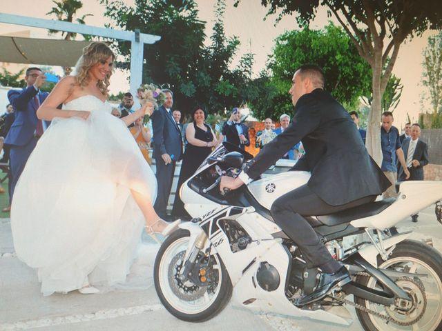 La boda de Jose y María Isabel  en La Union, Murcia 2