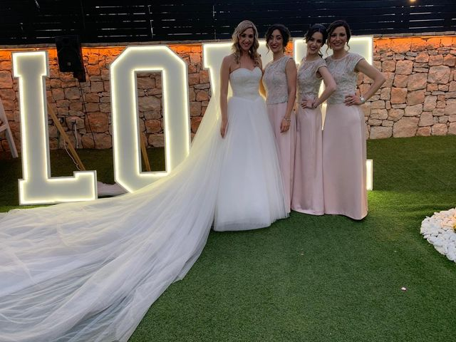 La boda de Jose y María Isabel  en La Union, Murcia 9