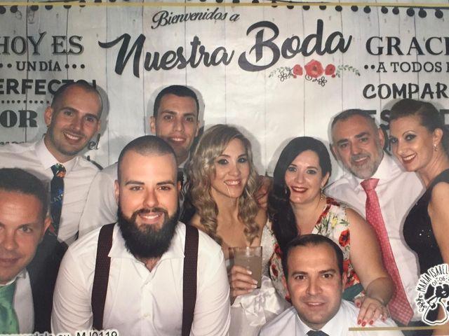 La boda de Jose y María Isabel  en La Union, Murcia 1