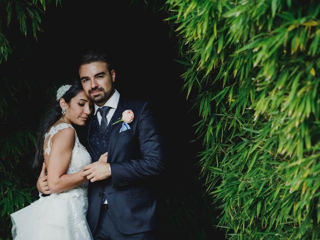 La boda de Pedro y Hazar en Torrelodones, Madrid 7