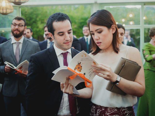 La boda de Pedro y Hazar en Torrelodones, Madrid 17