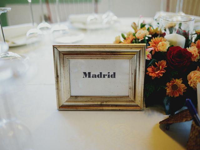 La boda de Pedro y Hazar en Torrelodones, Madrid 25