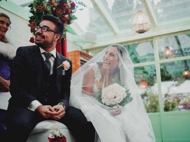 La boda de Pedro y Hazar en Torrelodones, Madrid 26