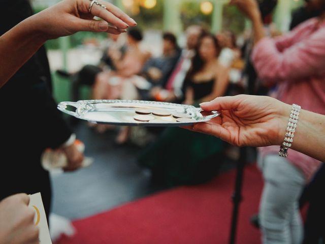 La boda de Pedro y Hazar en Torrelodones, Madrid 27