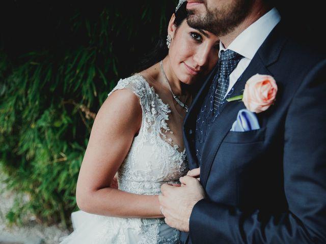 La boda de Pedro y Hazar en Torrelodones, Madrid 28