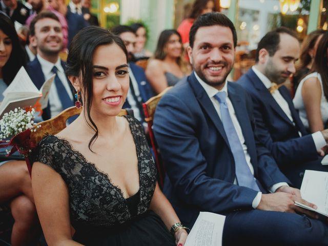 La boda de Pedro y Hazar en Madrid, Madrid 37