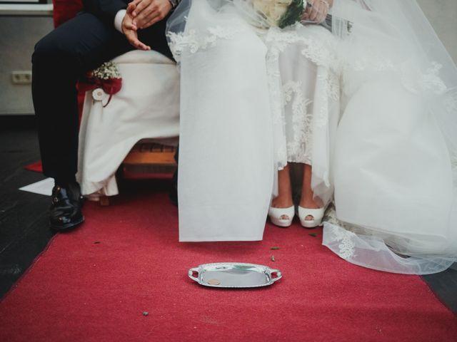 La boda de Pedro y Hazar en Torrelodones, Madrid 38