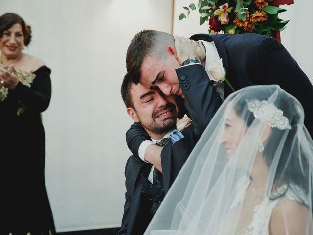 La boda de Pedro y Hazar en Madrid, Madrid 39
