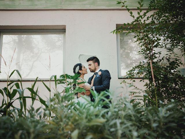 La boda de Pedro y Hazar en Torrelodones, Madrid 41