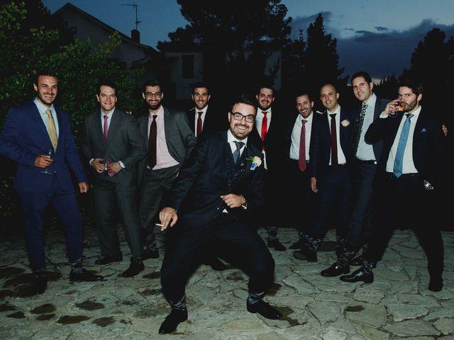 La boda de Pedro y Hazar en Torrelodones, Madrid 43