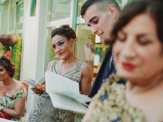 La boda de Pedro y Hazar en Torrelodones, Madrid 50