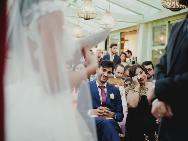 La boda de Pedro y Hazar en Torrelodones, Madrid 51