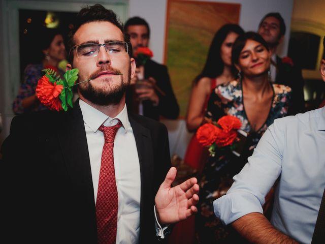 La boda de Pedro y Hazar en Madrid, Madrid 53
