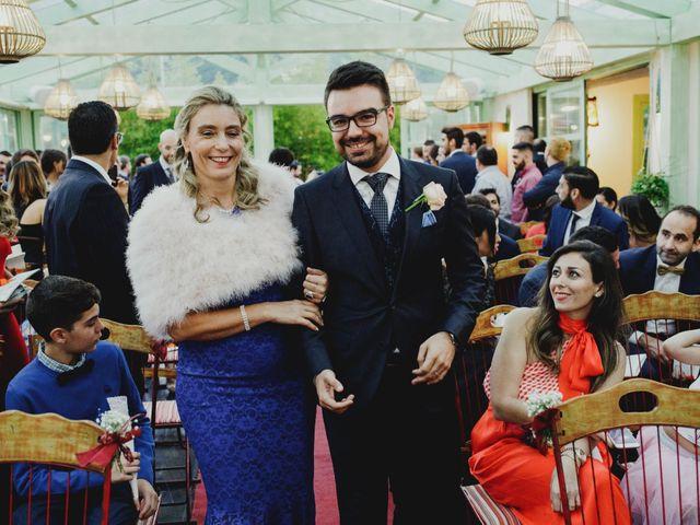 La boda de Pedro y Hazar en Madrid, Madrid 59