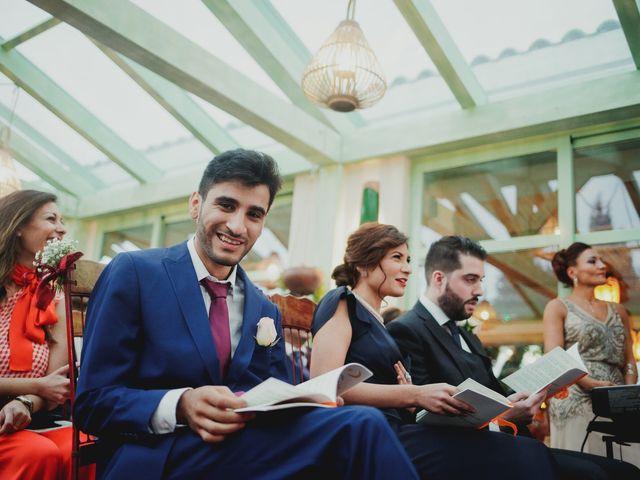 La boda de Pedro y Hazar en Torrelodones, Madrid 60
