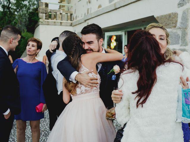 La boda de Pedro y Hazar en Torrelodones, Madrid 66