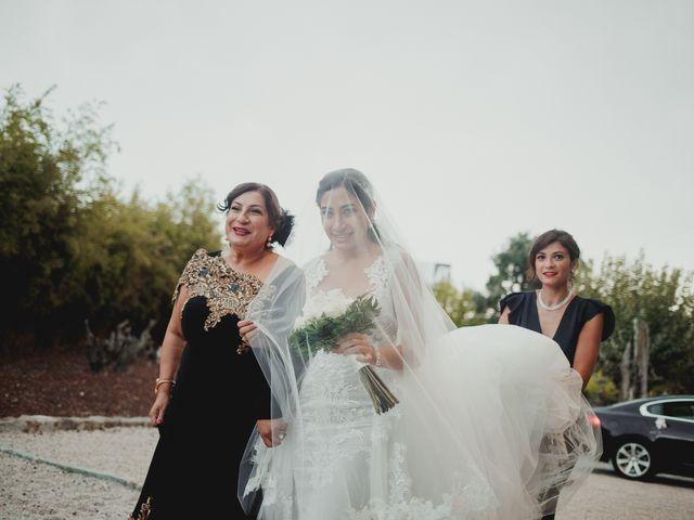 La boda de Pedro y Hazar en Torrelodones, Madrid 70