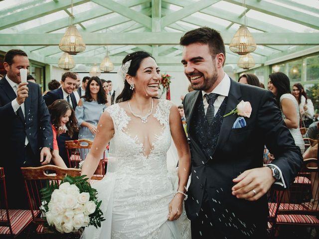 La boda de Pedro y Hazar en Torrelodones, Madrid 72