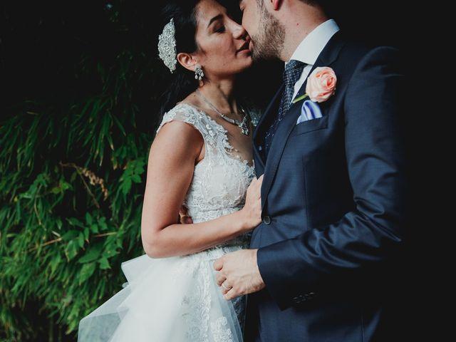 La boda de Pedro y Hazar en Torrelodones, Madrid 73
