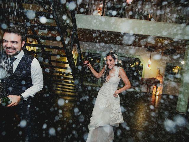 La boda de Pedro y Hazar en Torrelodones, Madrid 74