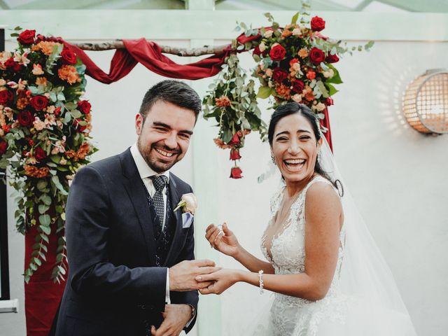 La boda de Pedro y Hazar en Madrid, Madrid 82