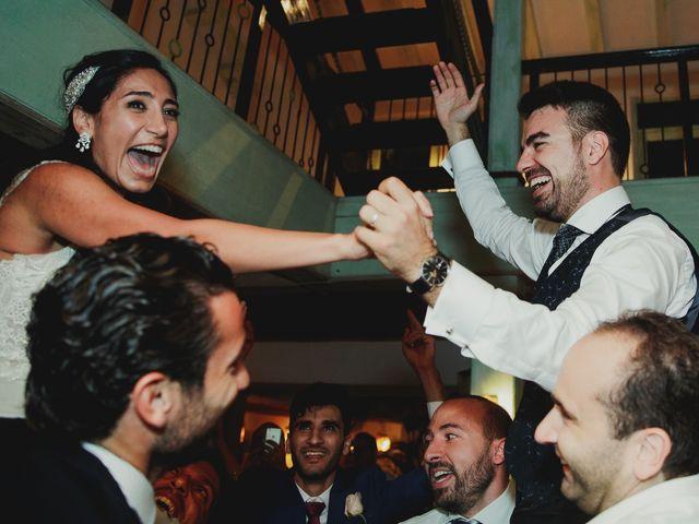 La boda de Pedro y Hazar en Torrelodones, Madrid 87