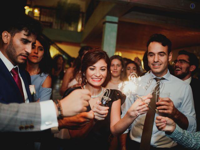 La boda de Pedro y Hazar en Torrelodones, Madrid 88