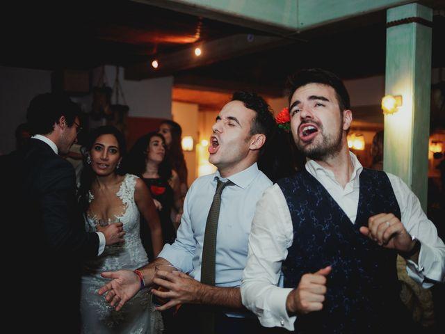 La boda de Pedro y Hazar en Torrelodones, Madrid 89