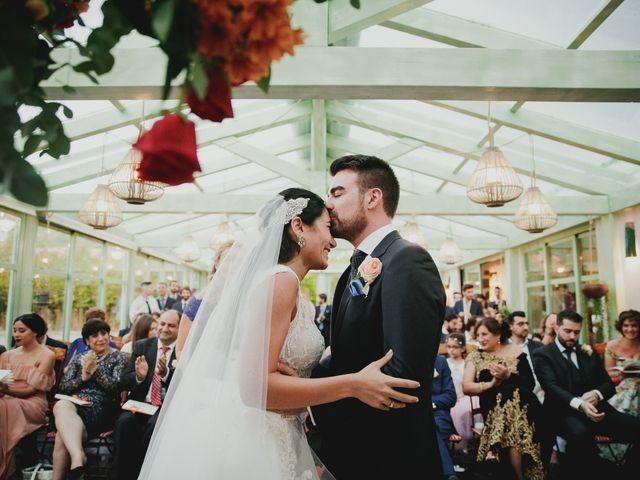 La boda de Pedro y Hazar en Torrelodones, Madrid 97