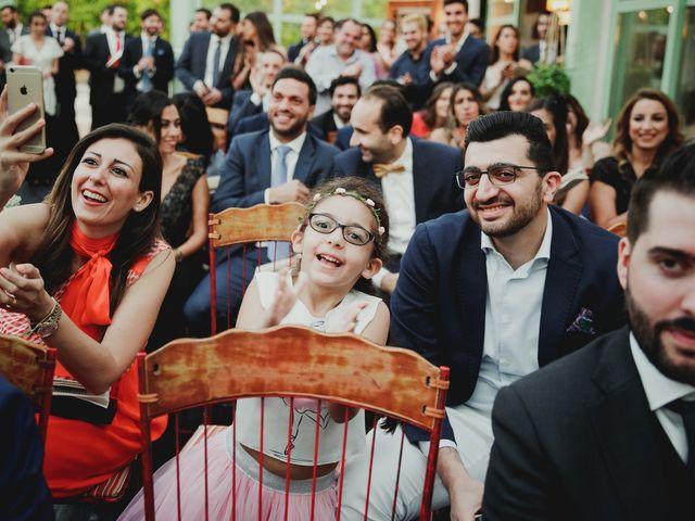La boda de Pedro y Hazar en Torrelodones, Madrid 98
