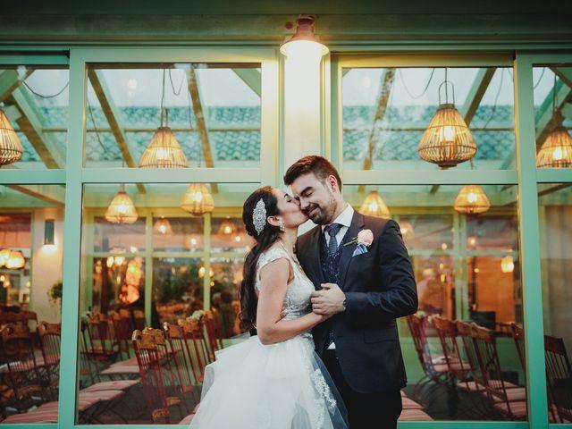 La boda de Pedro y Hazar en Torrelodones, Madrid 99