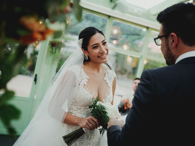 La boda de Pedro y Hazar en Torrelodones, Madrid 109
