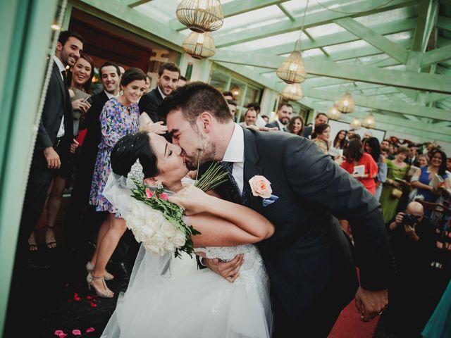 La boda de Pedro y Hazar en Torrelodones, Madrid 110
