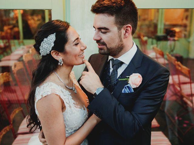 La boda de Pedro y Hazar en Torrelodones, Madrid 111