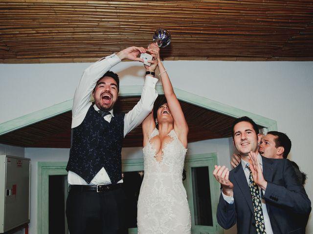 La boda de Pedro y Hazar en Torrelodones, Madrid 115