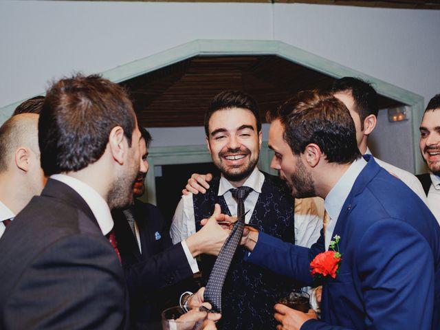 La boda de Pedro y Hazar en Torrelodones, Madrid 117