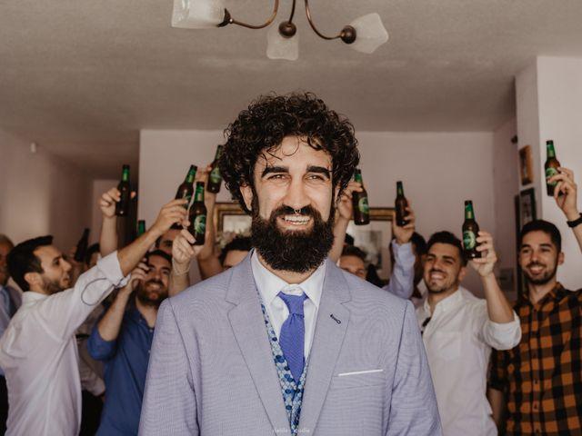 La boda de Arturo y Carmen en Cieza, Murcia 16