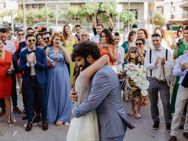 La boda de Arturo y Carmen en Cieza, Murcia 43
